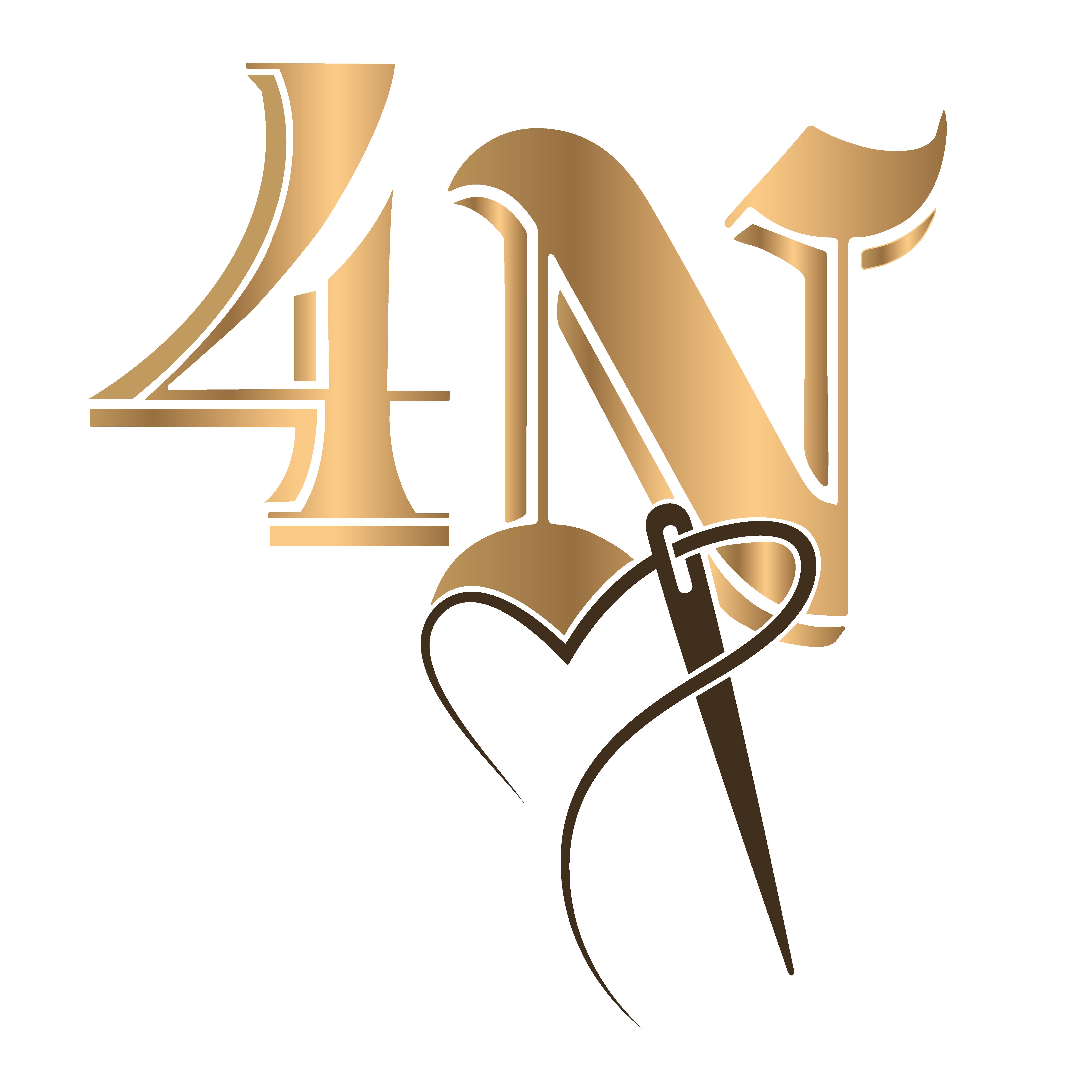 4N - Euer Stoffgeschäft in OPR-Logo